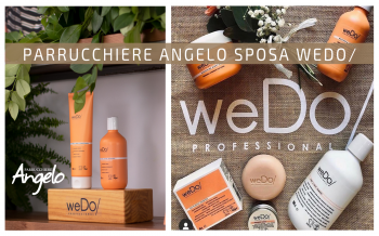 Parrucchiere Angelo sposa weDO/
