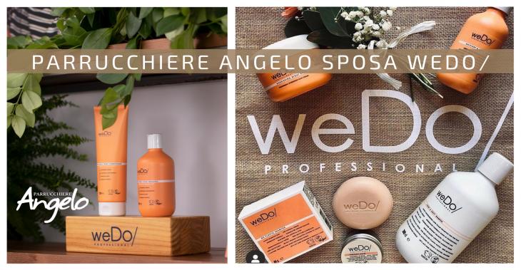 Parrucchiere Angelo sposa weDO/